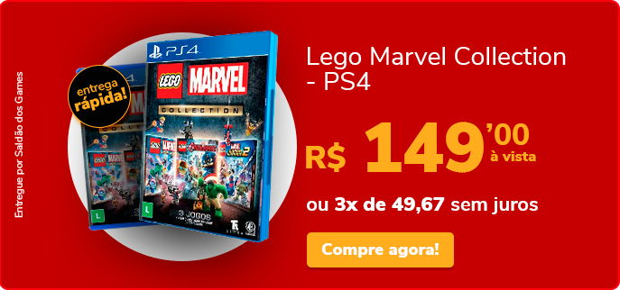 Lego-Marvel-Collection-comprar-saldao-dos-games